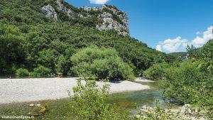 Baignade Dans Les Gorges De Lherault A Saint Bauzille De Putois 1