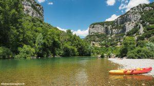 Baignade Dans Les Gorges De Lherault A Saint Bauzille De Putois 5