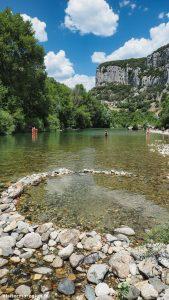 Baignade Dans Les Gorges De Lherault A Saint Bauzille De Putois 6