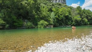 Baignade Dans Les Gorges De Lherault A Saint Bauzille De Putois 7