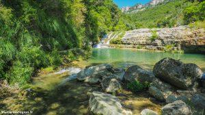Baignade Et Cascade A Pegairolles De Lescalette 2