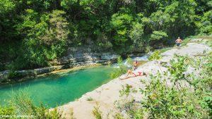 Baignade Et Cascade A Pegairolles De Lescalette 3