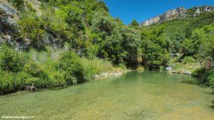 Baignade Et Cascade A Pegairolles De Lescalette 4