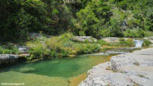 Baignade Et Cascade A Pegairolles De Lescalette 6