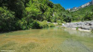 Baignade Et Cascade A Pegairolles De Lescalette 7