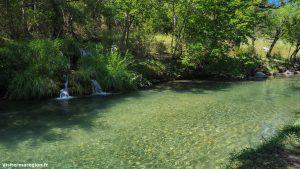 Baignade Et Cascade A Pegairolles De Lescalette 9