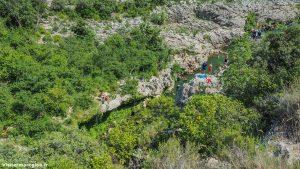 Cascade De Leventail Les Parapluies Saint Guilhem Le Desert 5