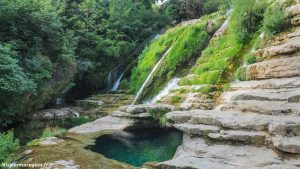 Cascade Du Cirque De Navacelles 2