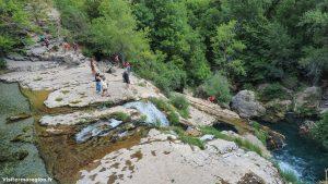 Cascade Du Cirque De Navacelles 7